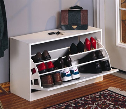 Creative storage ideas for shoes11
