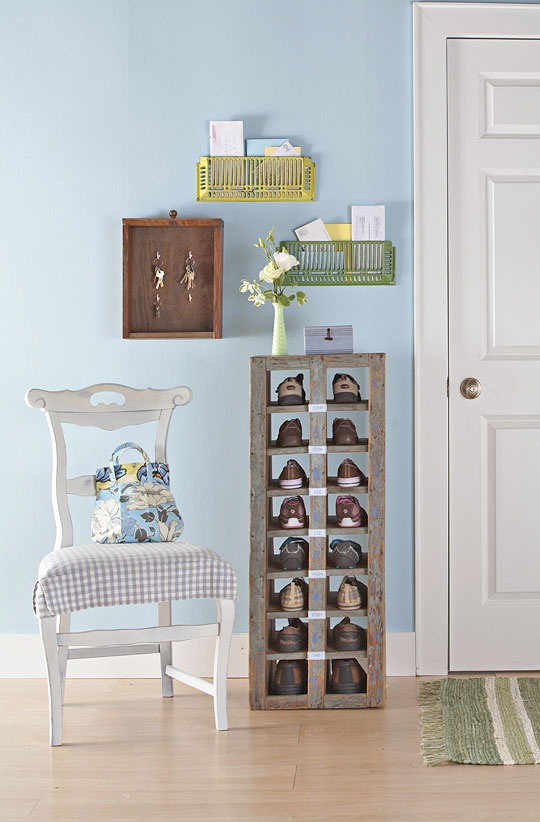 Creative storage ideas for shoes15