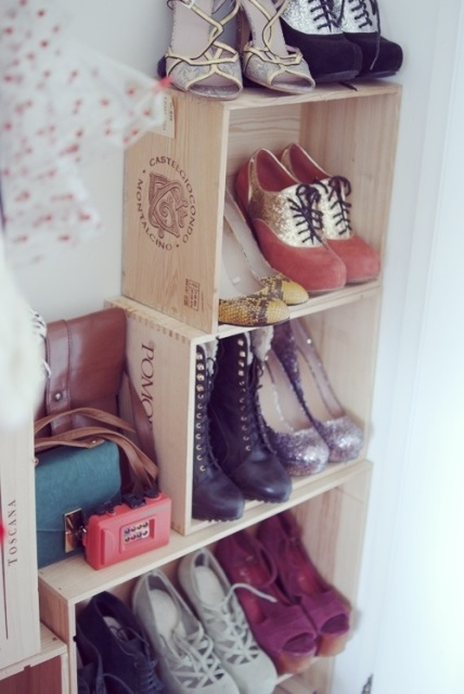 Creative storage ideas for shoes3