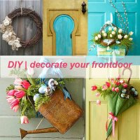 Summer Front Door Decorations | ipl-8.info