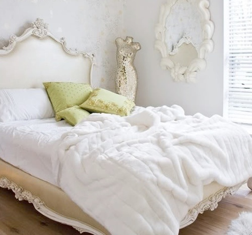 White Bedrooms decor ideas