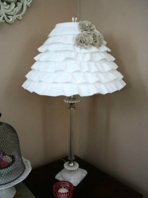 Girly table lamps ideas10