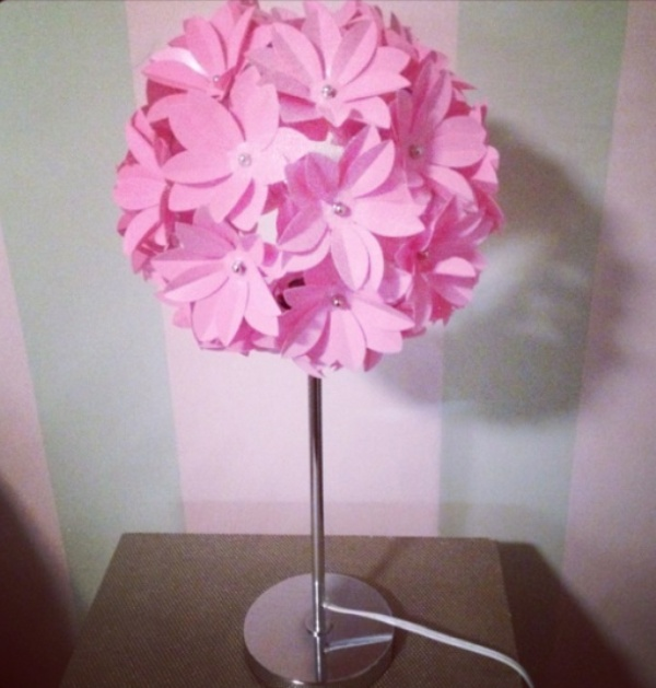 Girly table lamps ideas4