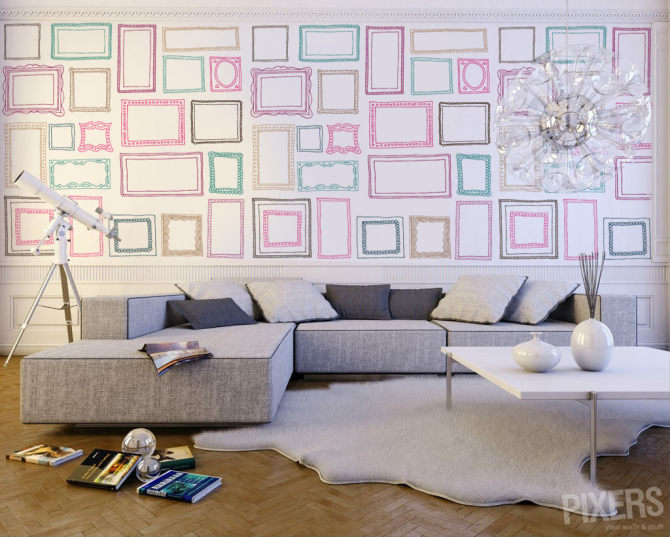 wall graphics decor ideas