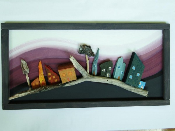 woodend pictures made from recycle driftwood and tree branches1