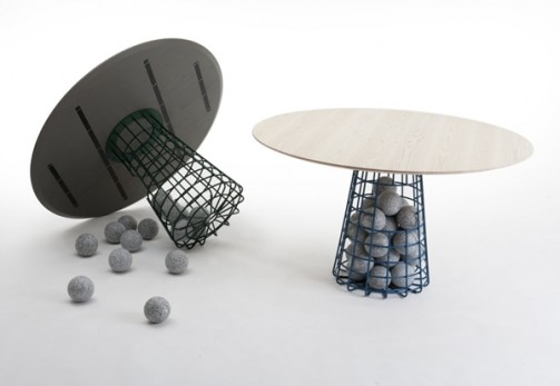 Diy craft ideas using wire mesh and Stones10