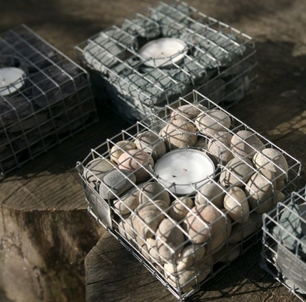 Diy Craft Ideas Using Wire Mesh And Stones24 My Desired Home