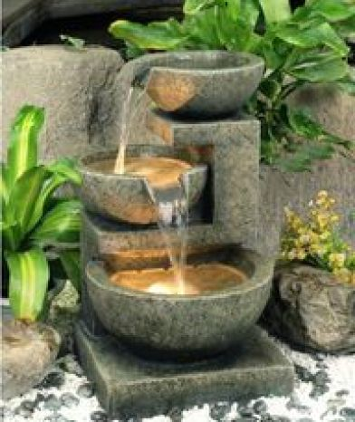 Fountains for garden1