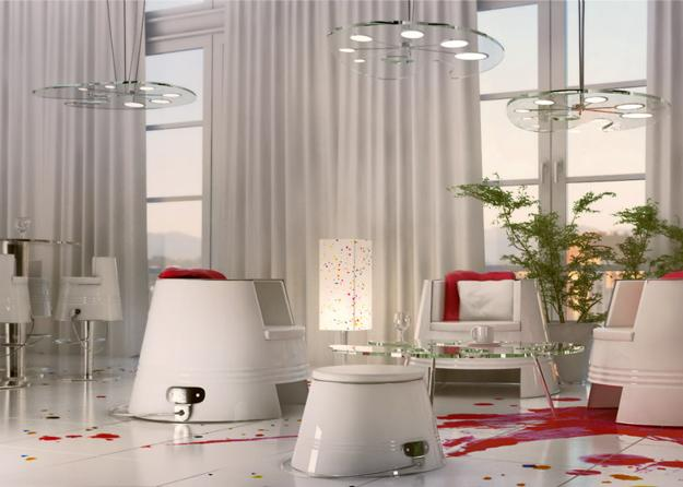 painting inspired interior design decoration1