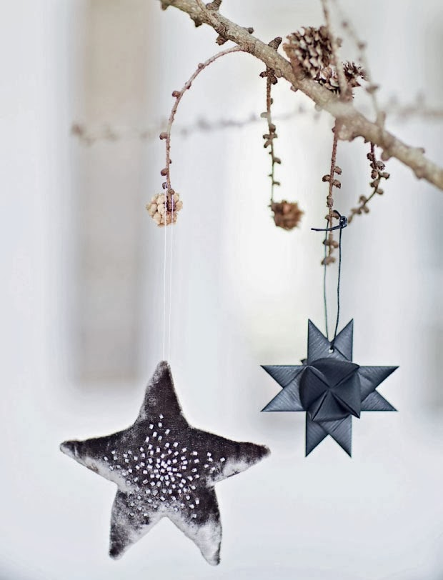 Christmas atmosphere and Spirit  in a beautiful Denmark home9