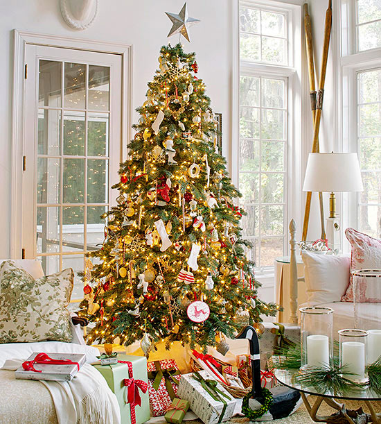 inspirational ideas for Christmas tree11