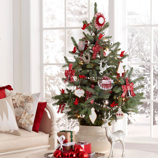 inspirational ideas for Christmas tree14