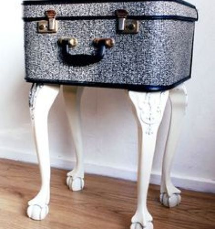 How to make a suitcase table2