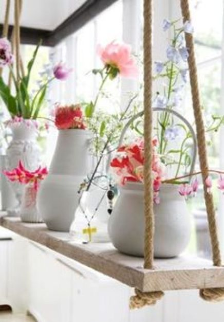 Diy decoration ideas with rope9