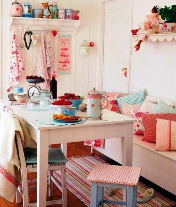 ideas for girly style in the kitchen5