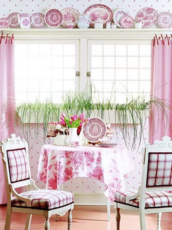 ideas for girly style in the kitchen6