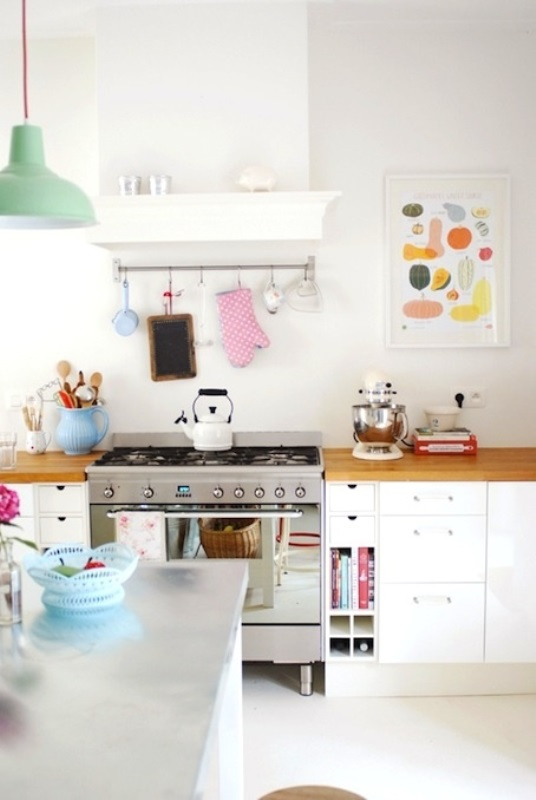 Playful kitchens ideas8