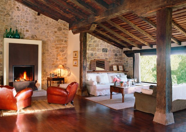 Amazing rustic rooms5