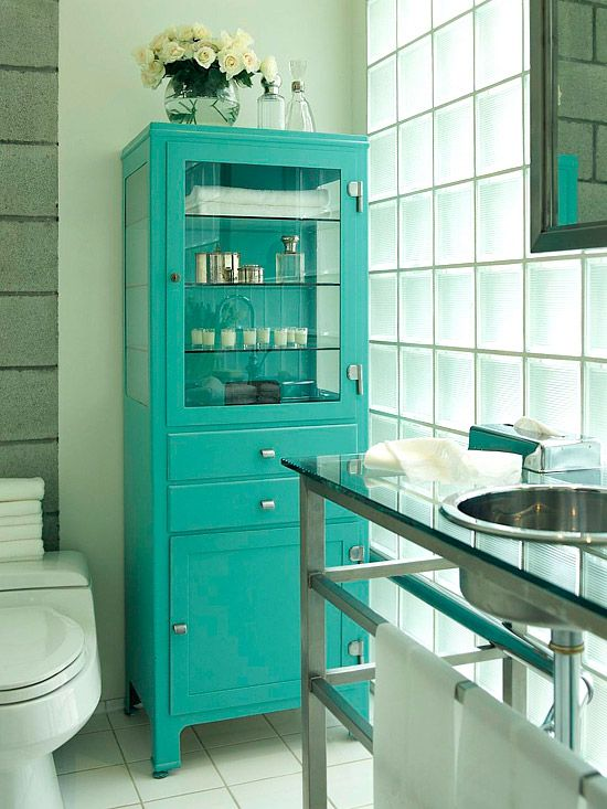 Choose turquoise to decorate17