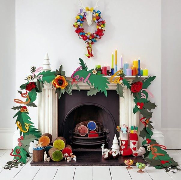 Colorful Christmas ideas8