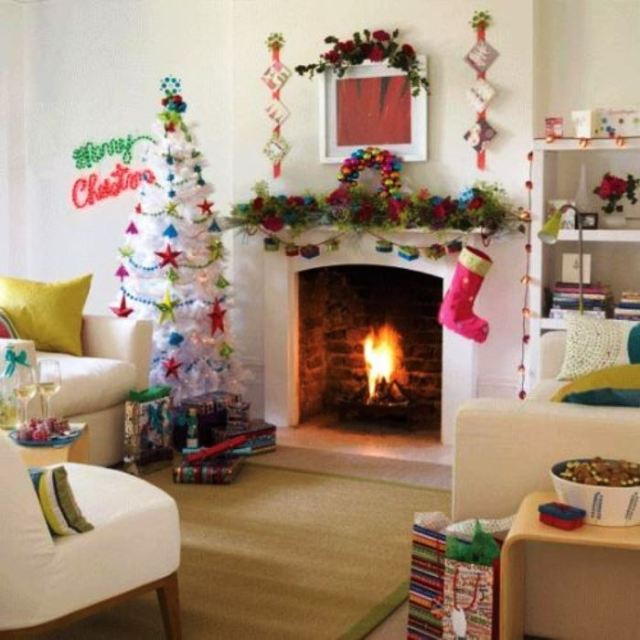 Colorful Christmas ideas9