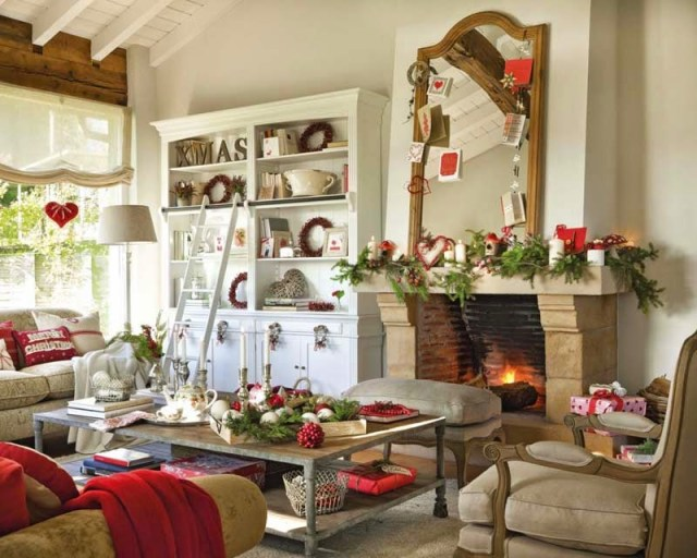 decorate the house for Christmas4