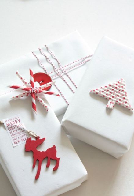 ideas to Wrap your Christmas gifts4