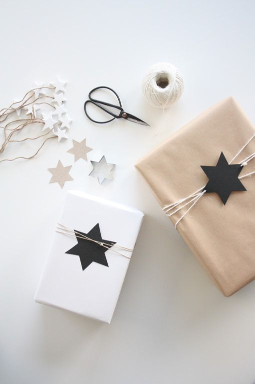 ideas to Wrap your Christmas gifts7