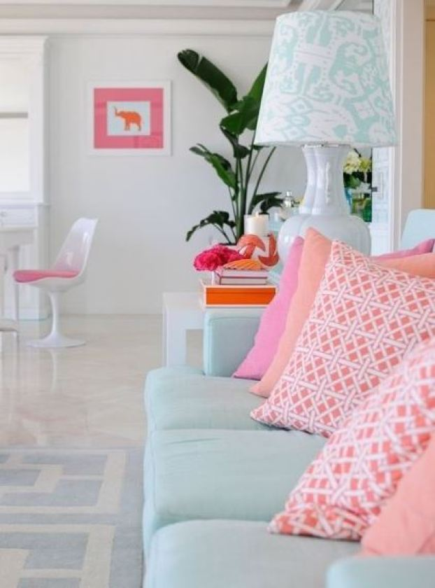 Decorations in pastel shades4