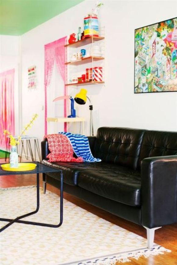 Colorful houses ideas for any decor2