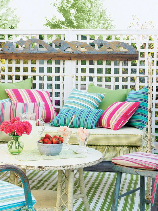 Great Summer landscaping ideas8