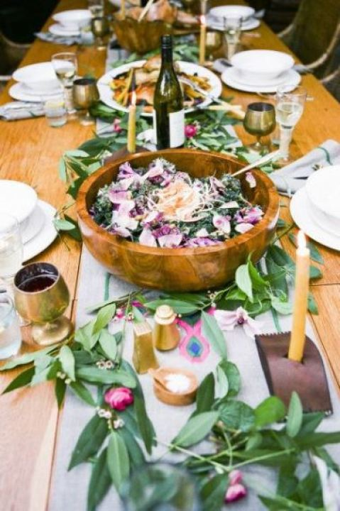Decor for special summer dinners6