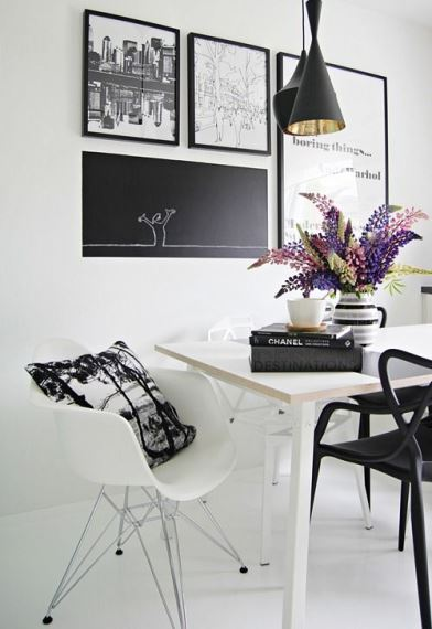 chic decor loves the shades of gray1