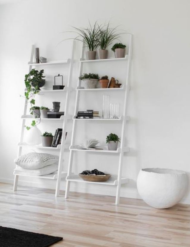 Ladder shelves4