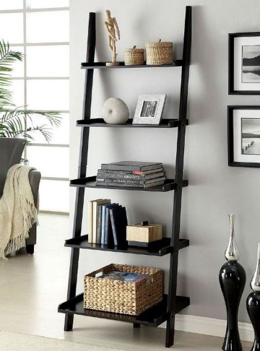 Ladder shelves6