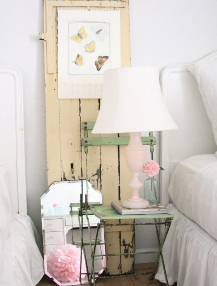 Shabby Chic, retro and industrial styles29