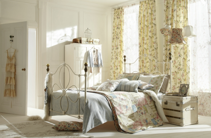 Shabby Chic, retro and industrial styles31