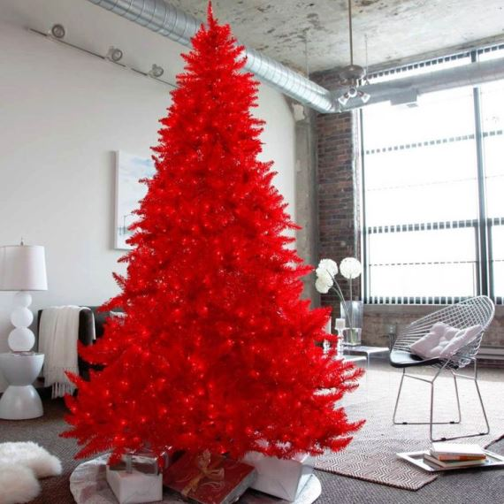 Red Christmas ideas6
