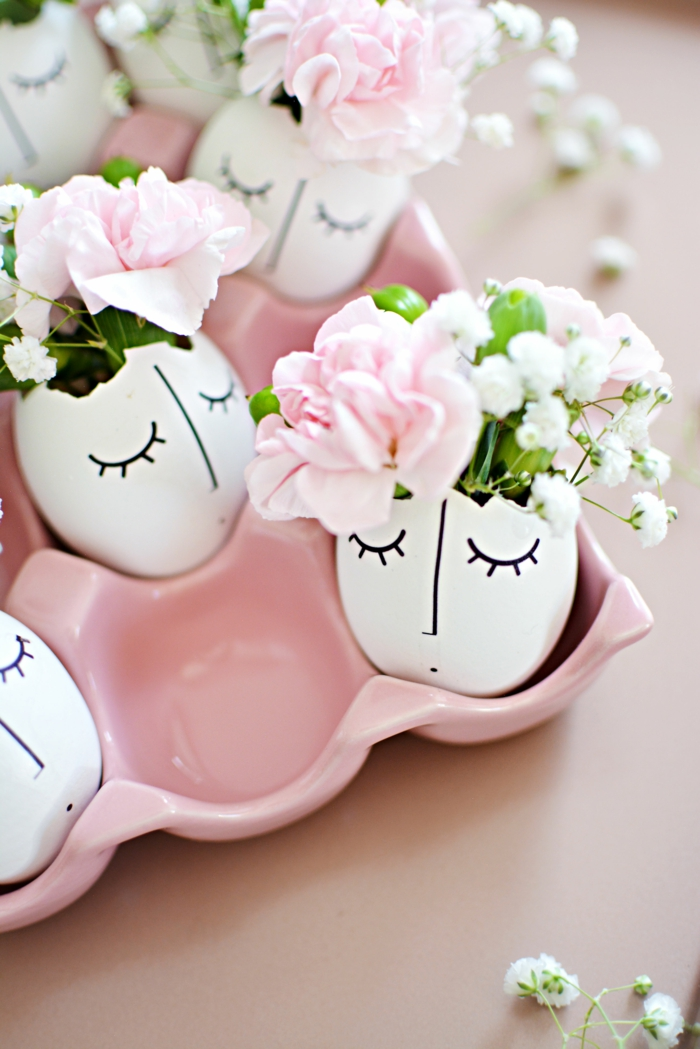 Diy Easter decoration ideas with Easter eggs23