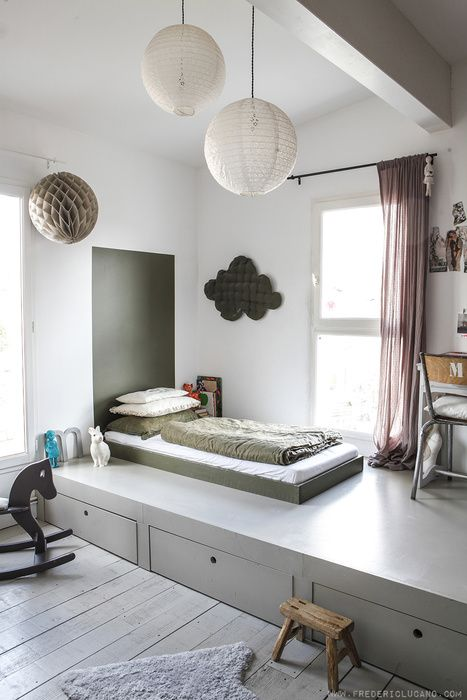 Mini Children's bed ideas16