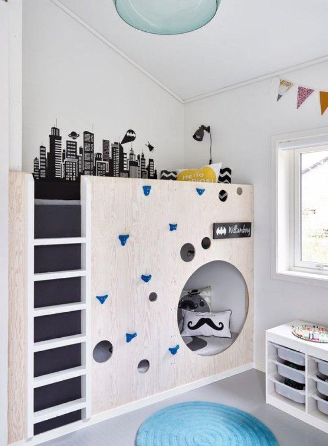 Mini Children's bed ideas46