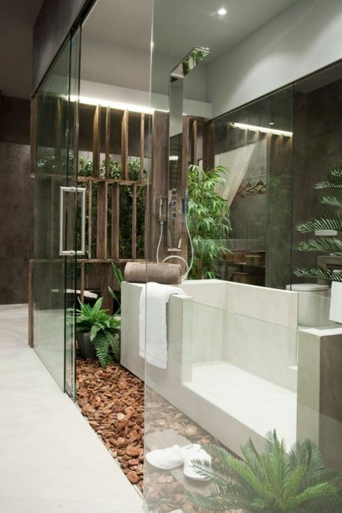 Zen bathroom ideas29