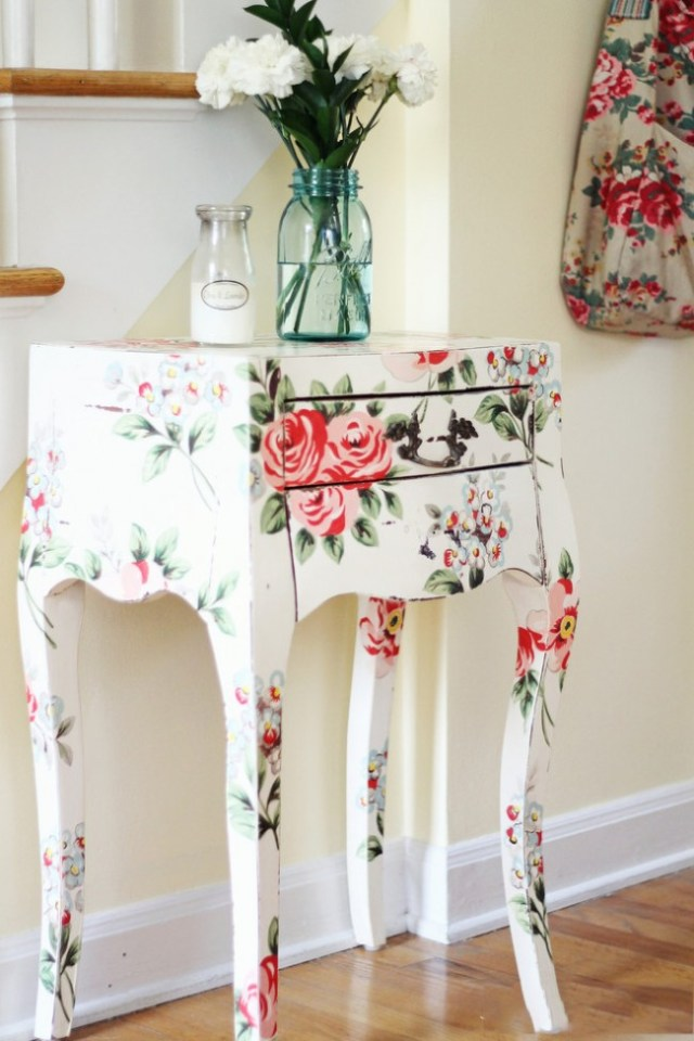 Furniture Decoupage2