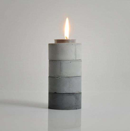 DIY decorative ideas with cement (2)