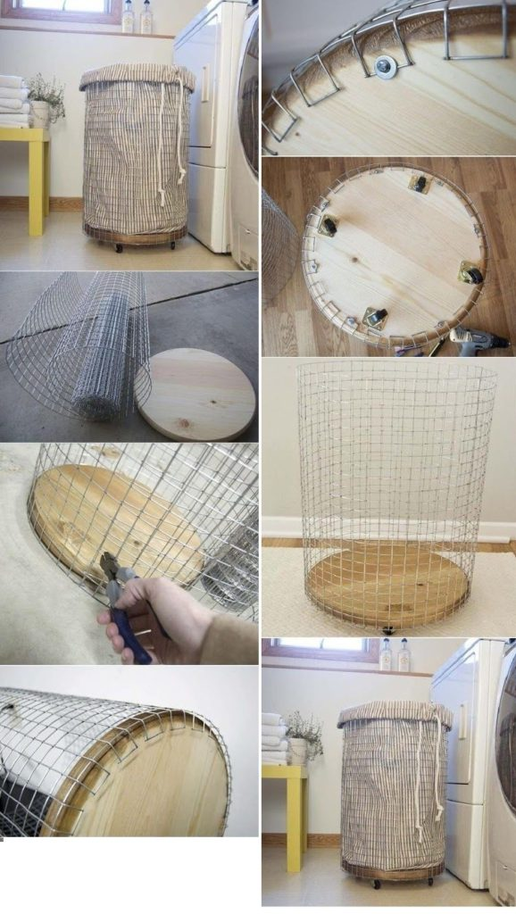 DIY ideas with wire mesh13
