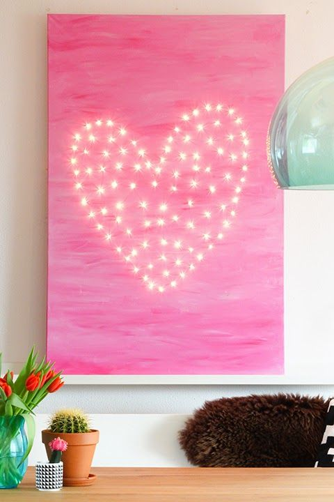 Romantic decoration for Valentine's Day (6)