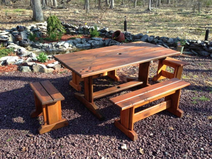 Rustic garden furniture18