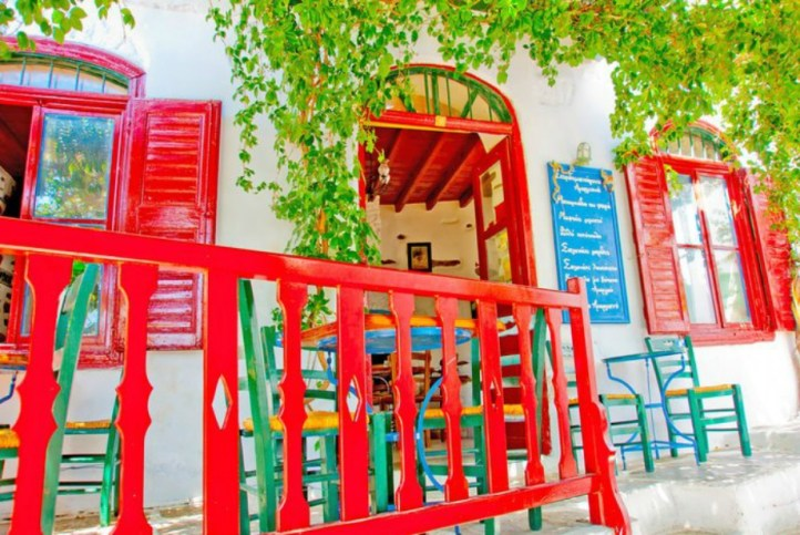 colorful Greek island Amorgos8