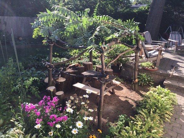 diy fairy garden10