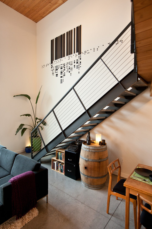 decoration with reclaimed barrels9